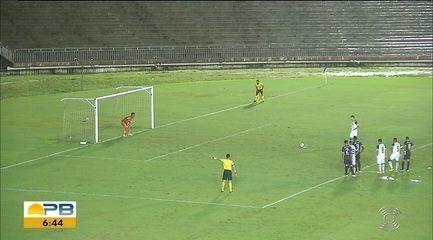 Veja os gols da vitória do Botafogo-PB sobre o CSP; o Tigre foi rebaixado