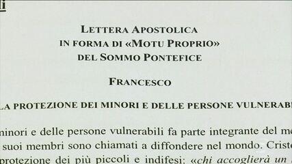 Papa Francisco lança medidas para proteger menores de abuso sexual