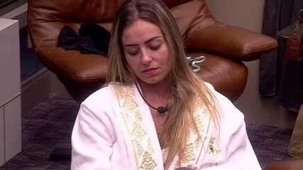 Hariany fala sobre affair de Paula: 'Você só conta os vacilos'