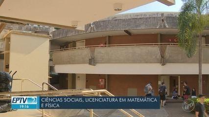 Unicamp registrou aumento na evasão de alunos em cursos da graduação