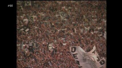 Há 20 anos, Botafogo x Juventude decidiam a Copa do Brasil e o espetáculo ficou por conta da torcida carioca