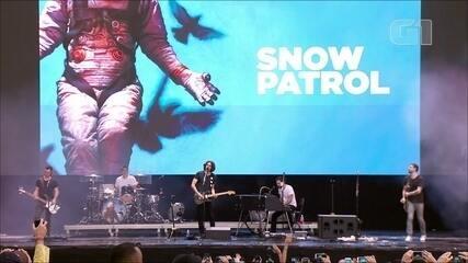 "Snow Patrol toca ""Open Your Eyes"" no Lollapalooza 2019"