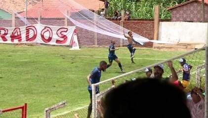 Com gol de Eder no fim, Altos vence o 4 de Julho e garante vaga na final do Piauiense