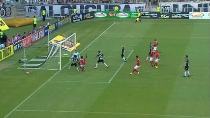 Melhores momentos de Atlético-MG 5 x 0 Boa Esporte, pela semifinal do Campeonato Mineiro