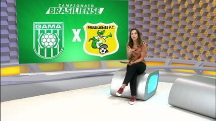 Gama e Brasiliense voltam a se encontrar em uma final após oito anos