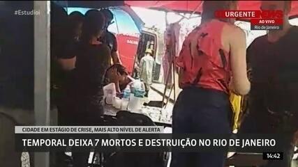 Delegada confirma morte de avó e criança desaparecidas em Botafogo, Rio de Janeiro