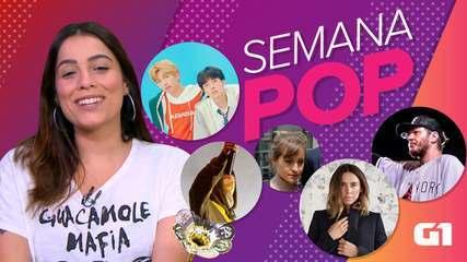 Semana Pop tem atriz em culto sexual, meet & greet esquisitão do BTS e bizarrices do Lolla