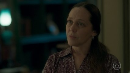 Marcos Paulo questiona Judith sobre Murilo