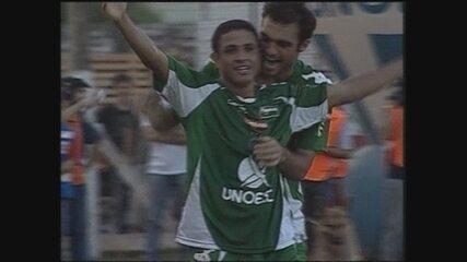 Chapecoense vence o Avaí no primeiro jogo da final do Catarinense de 2009