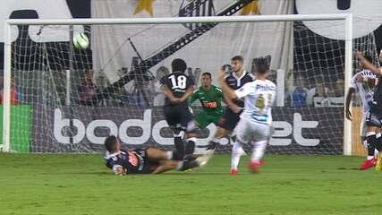 Melhores momentos de Santos 2 x 0 Vasco pela 4ª fase da Copa do Brasil