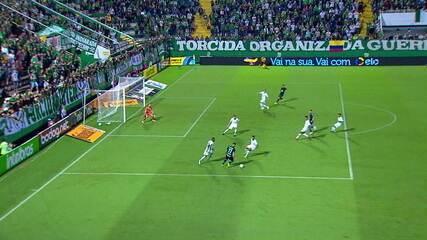 Melhores momentos de Chapecoense 1 x 0 Corinthians pela Copa do Brasil