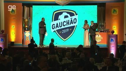 Confira os vencedores do 'Prêmio Melhores do Gauchão 2019'