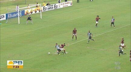 Botafogo-PB derrota o Campinense novamente e fatura o tricampeonato paraibano