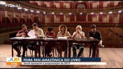 Feira Pan-Amazônica do Livro vai homenagear João de Jesus Paes Loureiro e Zélia Amador