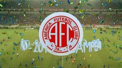 Assista aos gols de América-RN 2 x 1 ABC: Alison faz o gol do título nos acréscimos