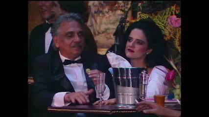 Reveja o final da novela Champagne (1983)