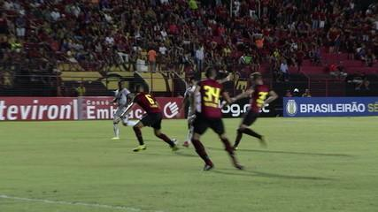 Melhores momentos: Sport 1 x 1 Oeste pelo Brasileiro Série B