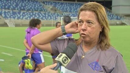 Após 3ª derrota no Brasileiro Feminino A2, técnica do Atlético-AC joga a toalha