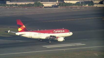 Avianca demite 30% dos funcionários no aeroporto de Guarulhos, em SP