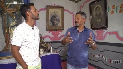 Em Morro do Chapéu, Pablo conhece a história do primeiro coronel negro da Bahia