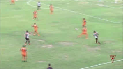 NAC reclama de arbitragem em lances de dois jogos contra o Coimbra