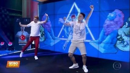 Sob Controle: saiba tudo sobre o campeonato mundial de Just Dance