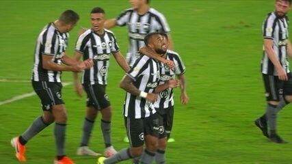 Melhores momentos: Botafogo 1 x 0 Fortaleza pela 3ª rodada do Brasileirão 2019