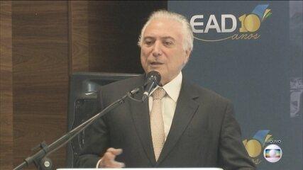 Ex-presidente Temer pode ser preso a qualquer momento