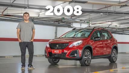 Peugeot 2008 muda pouco e grande novidade da linha só chega depois