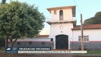 Delegacias passam a fechar durante a noite na região de Ribeirão Preto