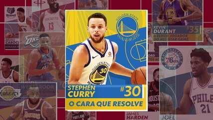 Semana NBA: Bucks e Warriors garantem vaga nas finais de conferência da NBA