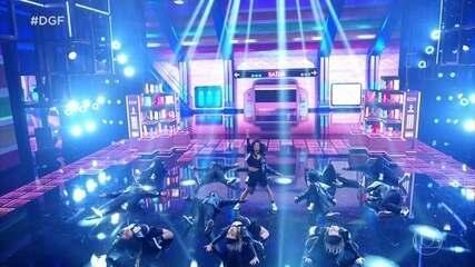 Grupo Cybernétikos se apresenta no Dança de Grupo