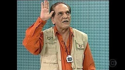Corpo do humorista Lúcio Mauro é cremado no Rio