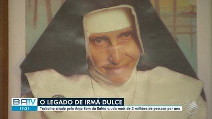 Anjo Bom da Bahia: conheça o legado deixado por Irmã Dulce em Salvador