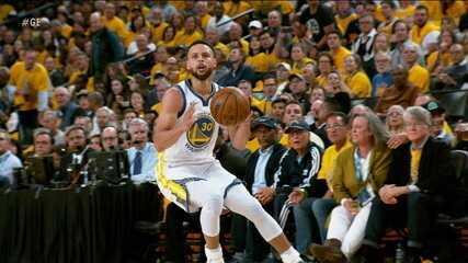 O Golden State Warriors venceu por 116 x 94 o Portland Trail Blazers, pela NBA