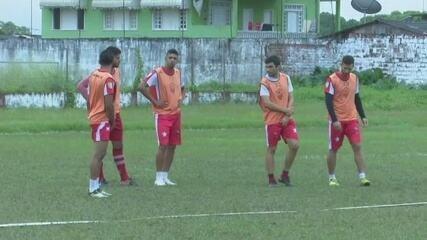 Após suspensão, zagueiro Manolo está à disposição; Rio Branco-AC pode ter time ofensivo