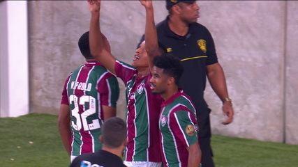 Os gols de Fluminense 1 x 1 Cruzeiro pelas oitavas da Copa do Brasil