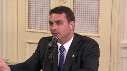 MP-RJ diz ver indícios de crimes no gabinete do então deputado estadual Flávio Bolsonaro