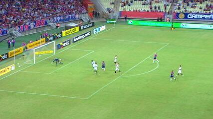 Melhores momentos de Fortaleza 0 x 0 Athlético-PR pelas oitavas da Copa do Brasil