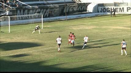 Veja os lances da vitória do ASA sobre o Campinense, pela Série D