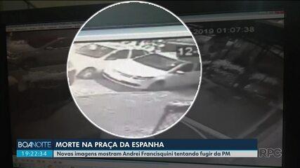 Novo vídeo mostra motorista morto pela PM tentando fugir dos policiais