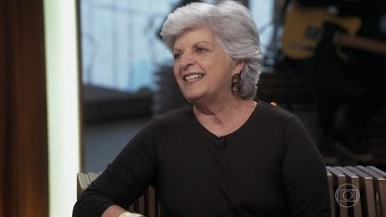 Lúcia Verissimo fala sobre seu casamento longevo com Luis Fernando Verissimo