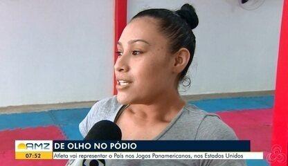 Atleta amapaense de Taekwondo vai representar o país nos jogos pan-americano no EUA