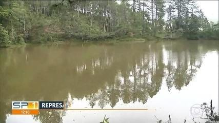 Moradores de Juquitiba estão em alerta para possível rompimento de represa