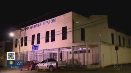 Homem mata ex, invade igreja e atira contra três fiéis em Paracatu