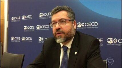 EUA confirmam apoio à entrada do Brasil na OCDE