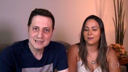'The Wall' conta a história de Ana Gabriela e Gabriel