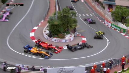 Correndo em casa. Leclerc parte para o ataque em Mônaco