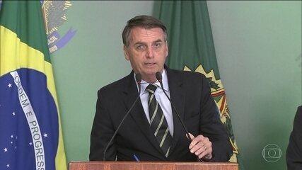 Bolsonaro pede ao Senado que aprove Coaf na Economia, e não mais na Justiça
