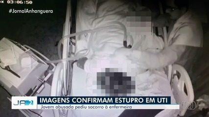Imagens mostram abuso de técnico em enfermagem na paciente de UTI do hospital, diz polícia
